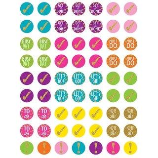 (12 Pk) Confetti Mini Stickers