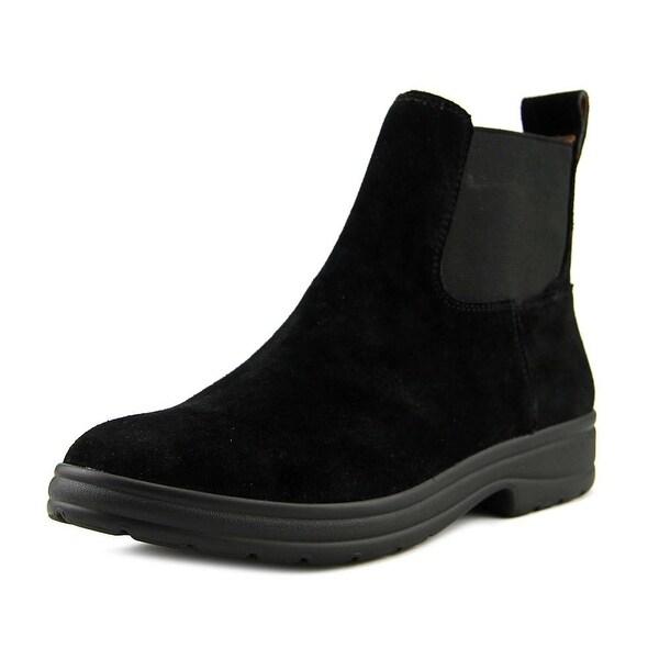 Lucky Brand Gabbee Women Black Boots