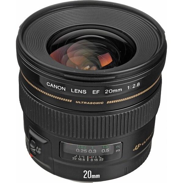 Canon EF 20mm f/2.8 USM Lens (International Model)