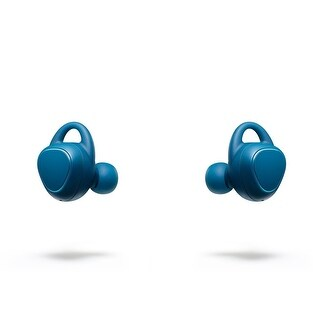 Samsung Gear IconX Cordfree Fitness Earbuds with Activity Tracker - Blue