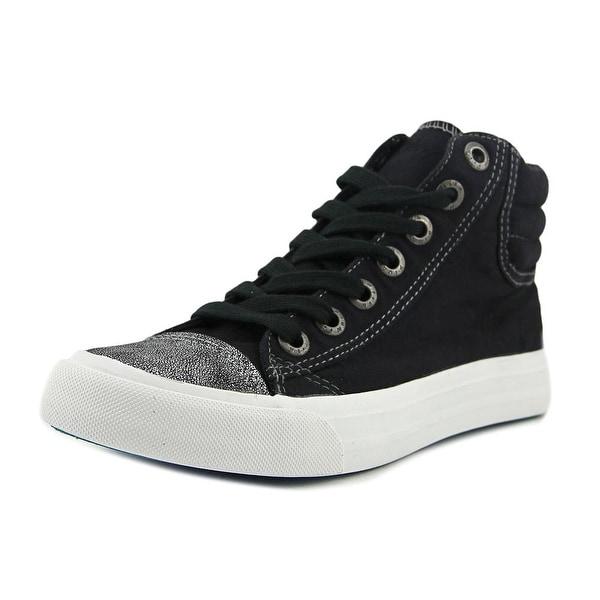 Blowfish Madras Women US 6.5 Black Fashion Sneakers
