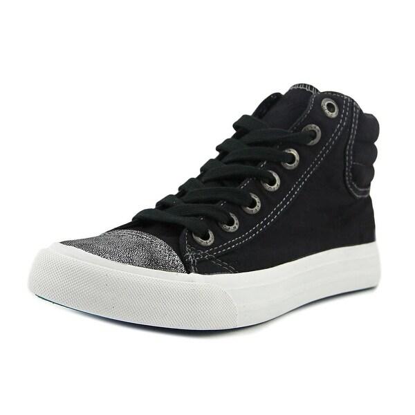Blowfish Madras Women US 7.5 Black Fashion Sneakers