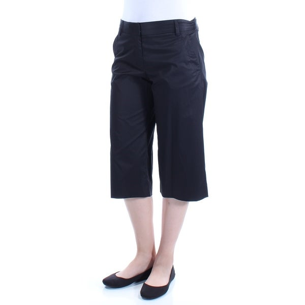 3529058a7f0ae0 Shop DKNY Womens Black Short Size: 4 - On Sale - Free Shipping On Orders  Over $45 - Overstock - 21305438