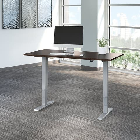 Move 40 60W x 30D Adjustable Standing Desk by Bush Business Furniture