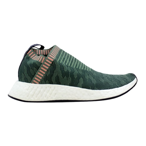 acb5b7b8fa8 Shop Adidas NMD CS2 Primeknit W Green/Pink BY8781 Women's - Free ...