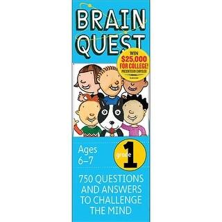 Workman Publishing WP-16651 Brain Quest Gr 1