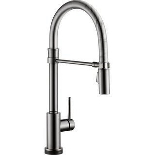 Delta 9659T-DST Trinsic Pro Pre-Rinse Pull-Down Kitchen Faucet with