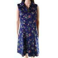 Chetta B Women's Floral Sleeveless Sheath Dress