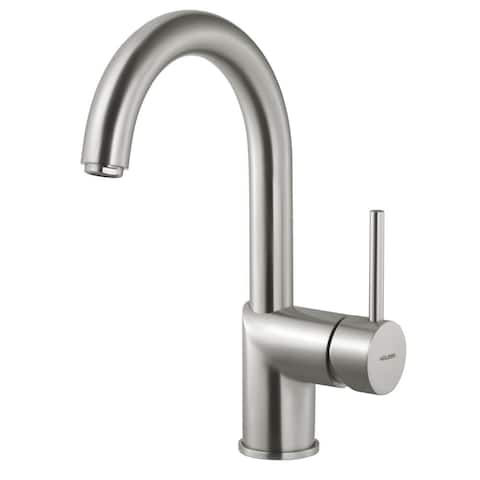 Houzer VITBA-660 Vitale Bar Faucet with CeraDox Lifetime Technology
