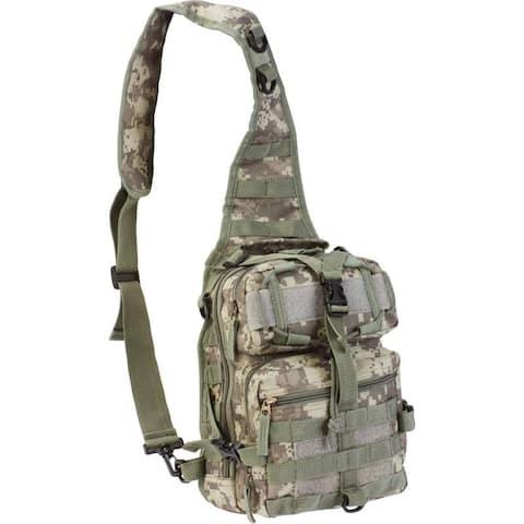 "Extreme Pak Digital Camo 11"" Sling Backpack"