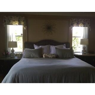 read more - Upholstered King Bed Frame