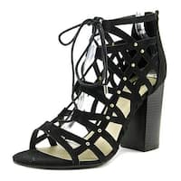 G by Guess Womens Juto Open Toe Casual Strappy Sandals - 6