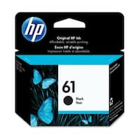 HP 61 Black Original Ink Cartridge Ink Cartridge