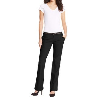 Freestyle Revolution Womens Juniors Pants Twill Flare