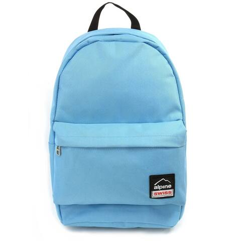 Alpine Swiss Backpack School Bag Bookbag Day Pack for Travel School or Work - One Size