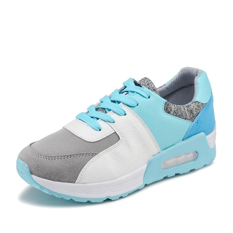 Student Flat Cushion Shoes Running Shoes Breathable Casual Shoes