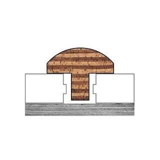 "APC Cork APC-IRIS-P-TM 78"" T-Molding For Use With APC-IRIS-P Cork Flooring (mapl - N/A"