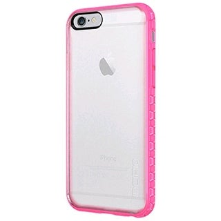 Incipio Octane Case Cover for Apple iPhone 6/6s (Frost/Neon Pink) - IPH-1190-FRS