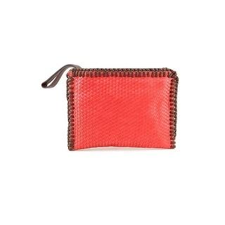 Shiraleah Sia Women Faux Leather Wristlet NWT