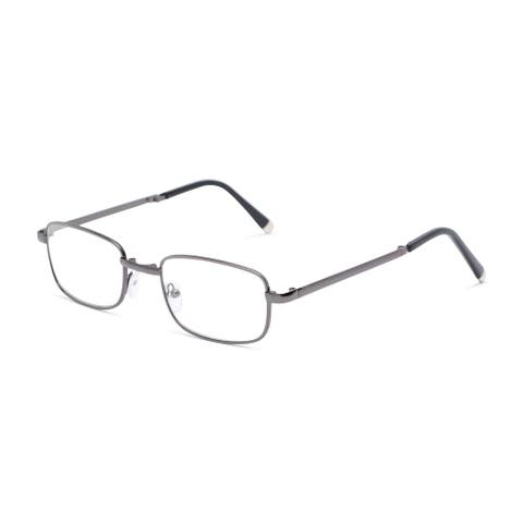 Readers.com The Wolfe Folding Reader Rectangle Reading Glasses