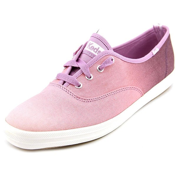 Keds Ch Ombre Women Round Toe Canvas Sneakers