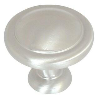 "Amerock BP1387G10 1-1/4"" Reflections Cabinet Knob, Satin Nickel"
