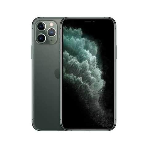 Apple iPhone 11 pro Max64gb Midnight Green Unlocked Refurbished