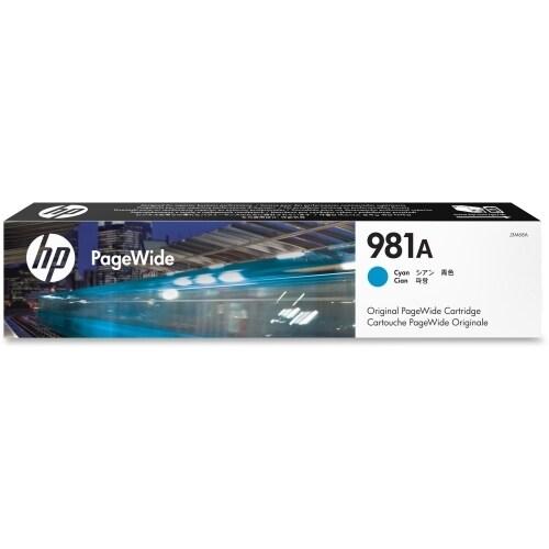 HP 981A Magenta Original PageWide Cartridge (J3M68A)(Single Pack)