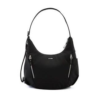 Pacsafe StyleSafe Convertible Crossbody Bag - Black Stylsafe Anti-Theft Convertible Crossbody Bag