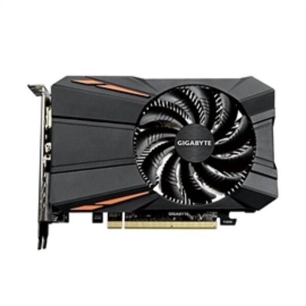 Gigabyte Video Card GV-RX550D5-2GD REV2.0 Radeon RX 550 D5 2GB GDDR5 PCI Express DDVID/HDMI/DisplayPort Retail