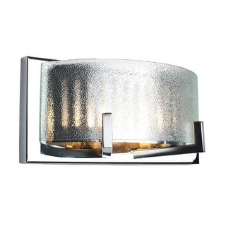 Alternating Current AC1092 Firefly Chrome 2 Light Bathroom Vanity
