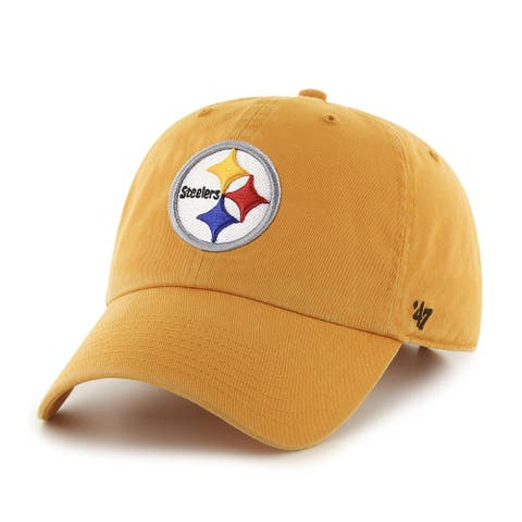 Pittsburgh Steelers Men's Clean Up Cap, One Size