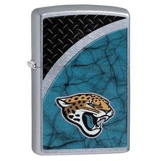 Zippo 29365 Jacksonville Jaguars NFL Street Lighter