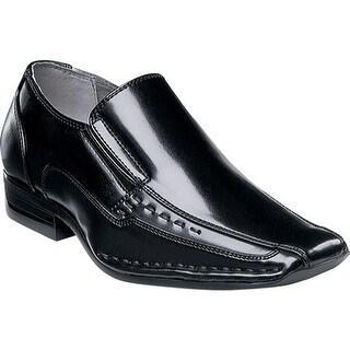 Stacy Adams Boys' Templin 41113 Black Leather