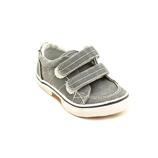 Sperry Top Sider Halyard H&L Round Toe Canvas Sneakers