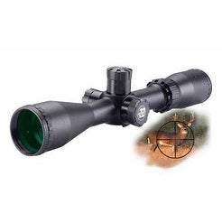 BSA 3-9X40 Sweet 22 Rifle Scope with Side Parallax Adjustment