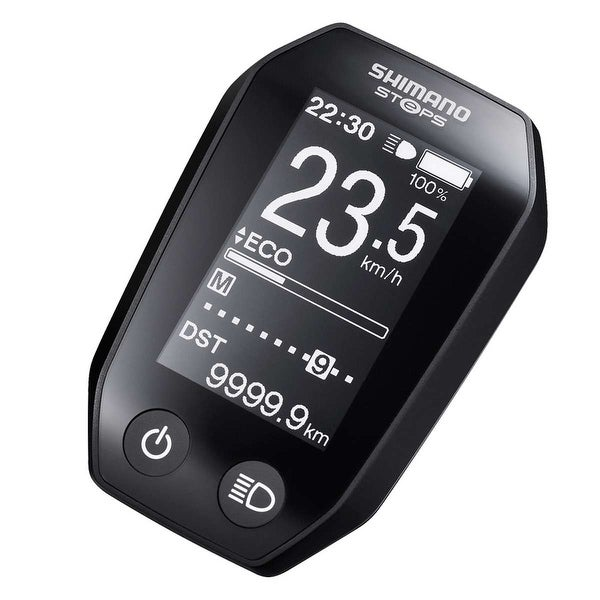 Shimano STePS E6000 E-Bicycle Computer - DISPLAY ONLY - SC-E6010 - ISCE6010D