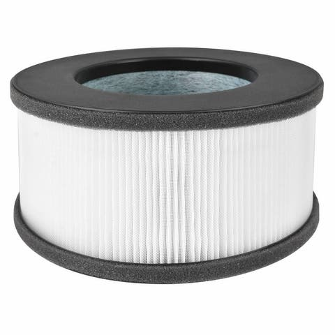 Happy Living True HEPA 4-Stage Filtration Air Purifier Replacement Filter