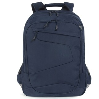 """Tucano Lato Water Resistant Spacious Notebook and Tablet Backpack with Multi Pockets for Laptops up to 17.3"""""""