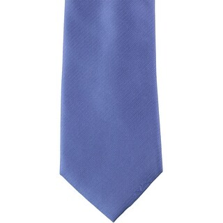 Link to Michael Kors Mens Solid Silk Self-tied Necktie, blue, One Size - One Size Similar Items in Ties