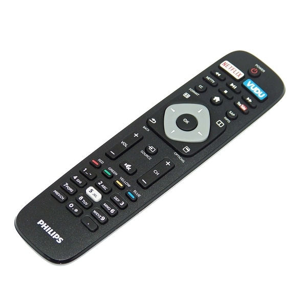 NEW OEM Philips Remote Control Originally Shipped With 43PFL4901, 43PFL4901/F7B