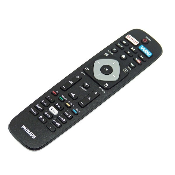 NEW OEM Philips Remote Control Originally Shipped With 43PFL4902, 43PFL4902/F7