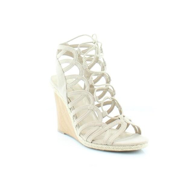 Pink & Pepper Holiday Women's Sandals & Flip Flops Light Natural - 10