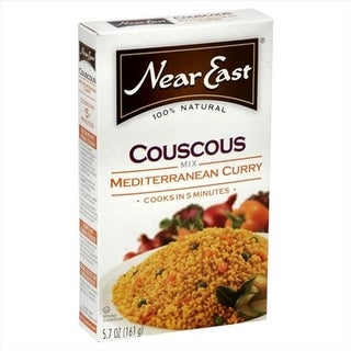 Near East Mediterranean Curry Couscous 5.7 Oz -Pack of 12