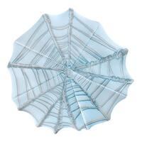 Soft Spider-Man Web Halloween Costume Accessory - standard - one size