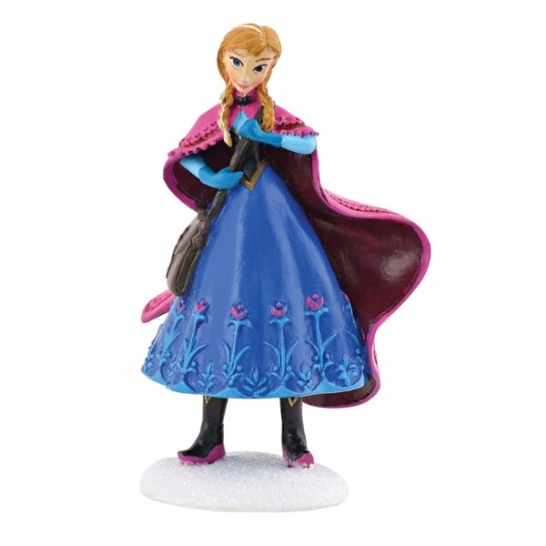 "Department 56 Decorative Disney Frozen ""Anna"" Christmas Figurine #4048963"