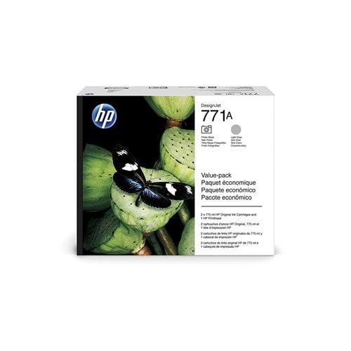 """HP 771A Printhead Ink Cartridge Value Pack (Single Pack) Ink Cartridge"""