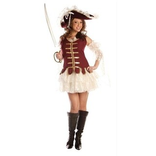 Costumes For All Occasions Ur28914Lg Treasure W Hat Large
