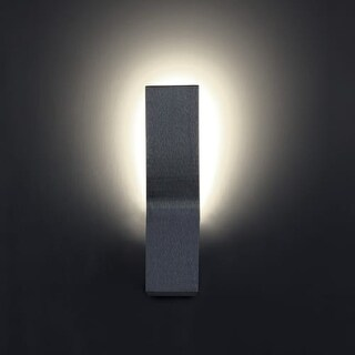 Modern Forms WS-11522 Blade 1 Light LED ADA Compliant Wall Sconce - 3 Inches Wide