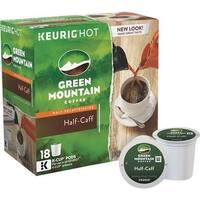Keurig 18Ct Gmc Half-Caff K-Cup 120241 Unit: BOX